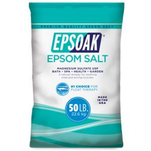 Ascend Float Spa Epsom Salt