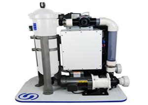 Ascend Float Spa Filtration System