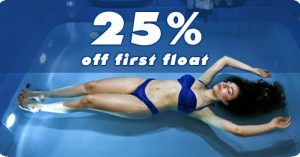 Ascend Float Spa First Float Discount